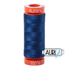 Mako Cotton 50wt - 2780 (Dark Delft Blue)