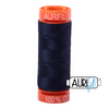 Mako Cotton 50wt - 2785 (Very Dark Navy)