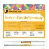 Medium Fusible Tearaway