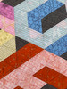 Love Triangle Mini Quilt Kit (CF Lights)