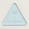 """3"""" Equilateral Acrylic Triangle"""