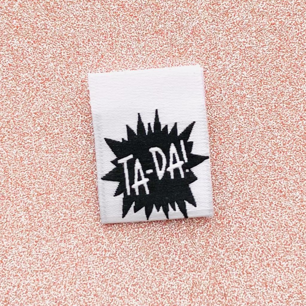 Woven Label - Tada
