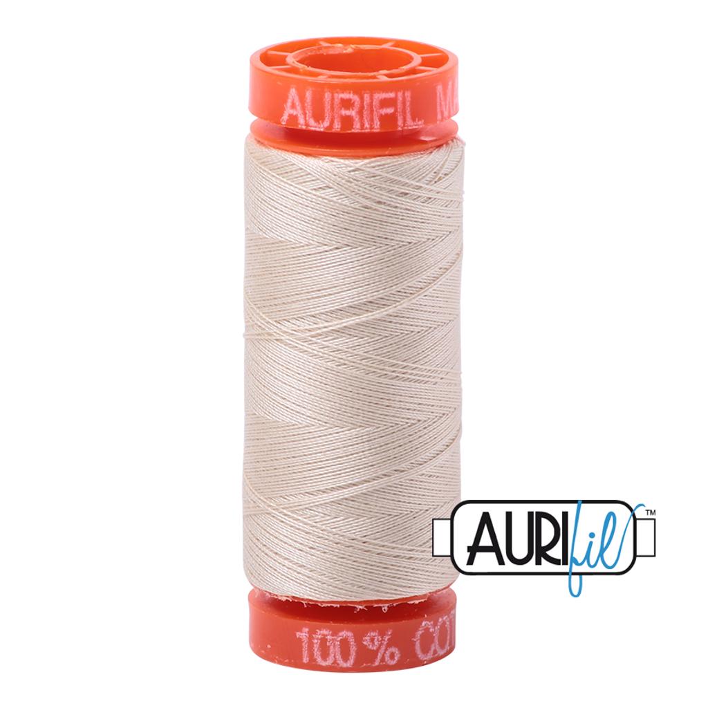 Mako Cotton 50wt 200m - 2310 (Light Beige)