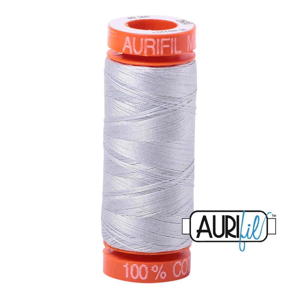 Mako Cotton 50wt 200m - 2600 (Dove)
