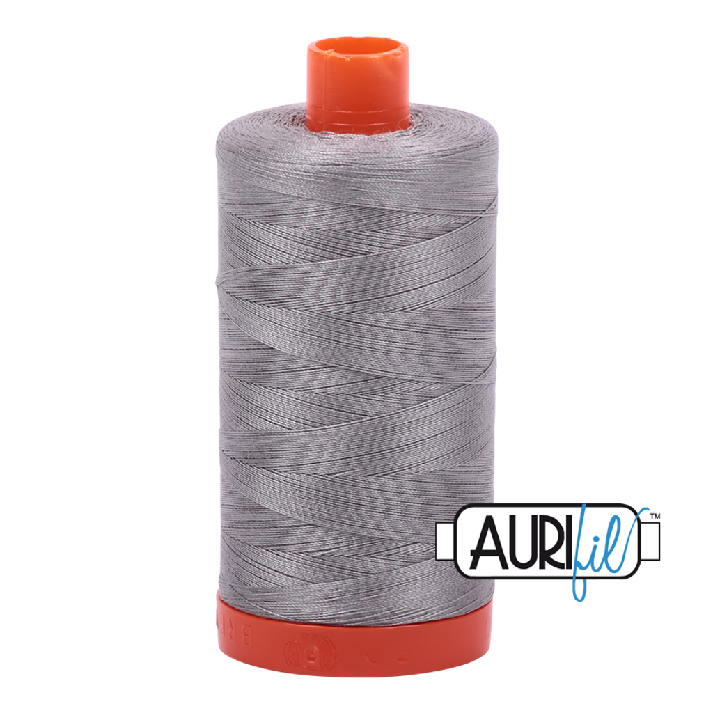 Mako Cotton 50wt 1300m - 2620 (Stainless Steel)