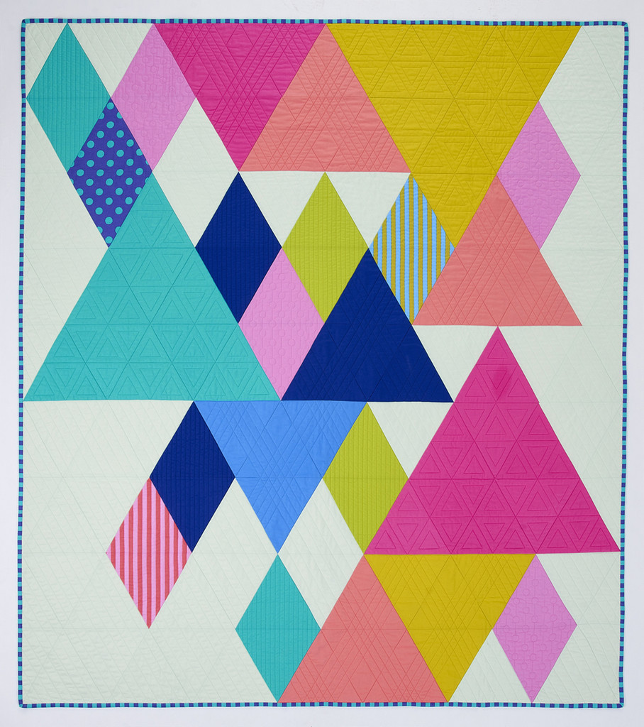 End Game Quilt Pattern - Template