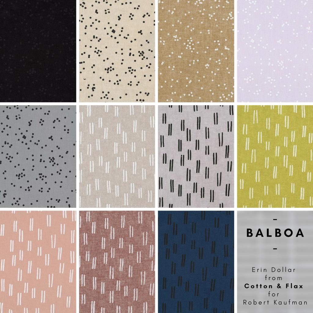 Balboa - Fat Quarter Bundle