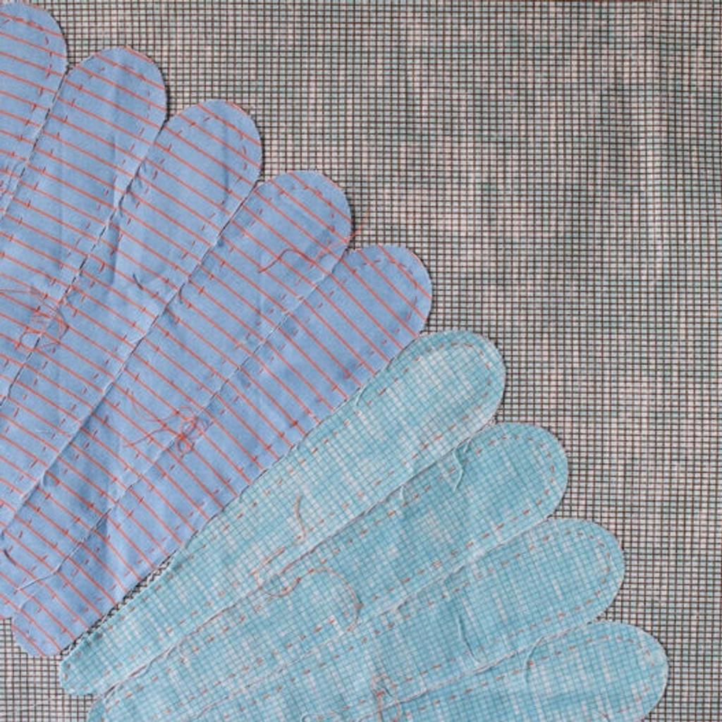 Harriot - Wasabi (Yarn Dyed Textured)