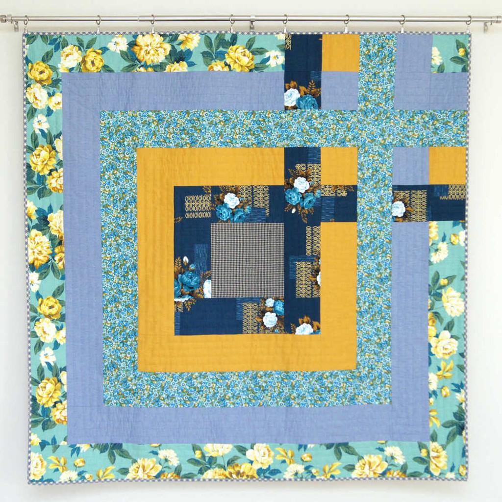 Junction Road Quilt Pattern