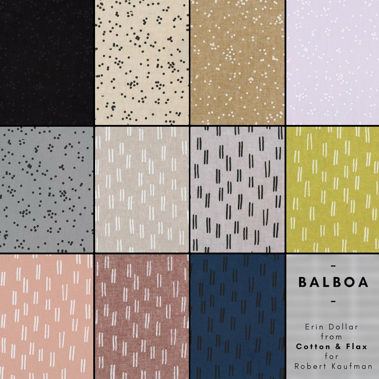 Balboa - Fat Eighth Bundle