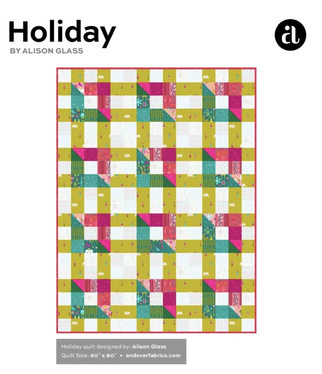 Holiday Pattern & Kit