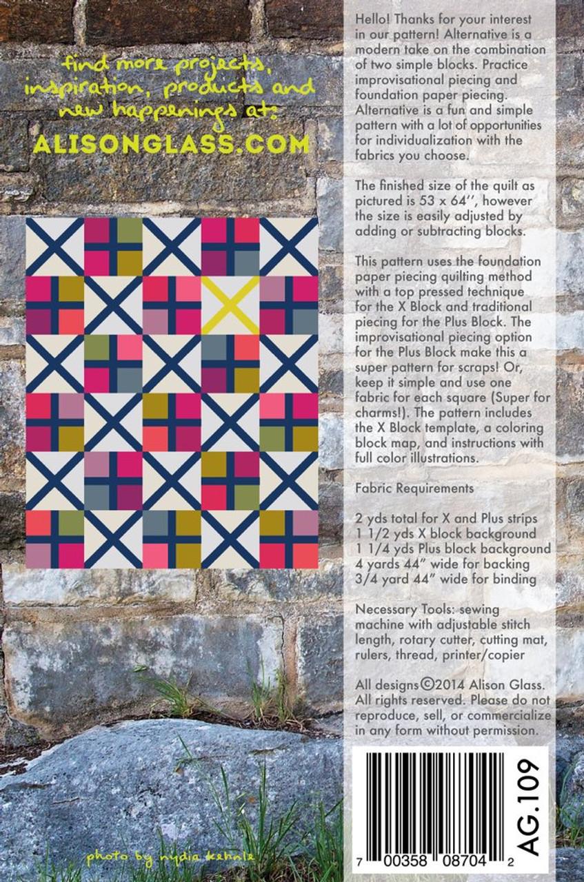 Alternative - Quilt Pattern