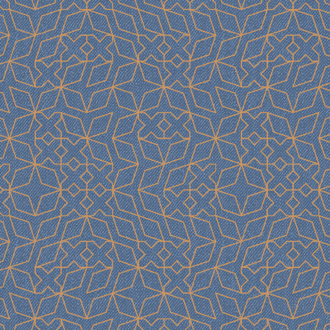 Almost Blue - Stitch (Washed Metallic)