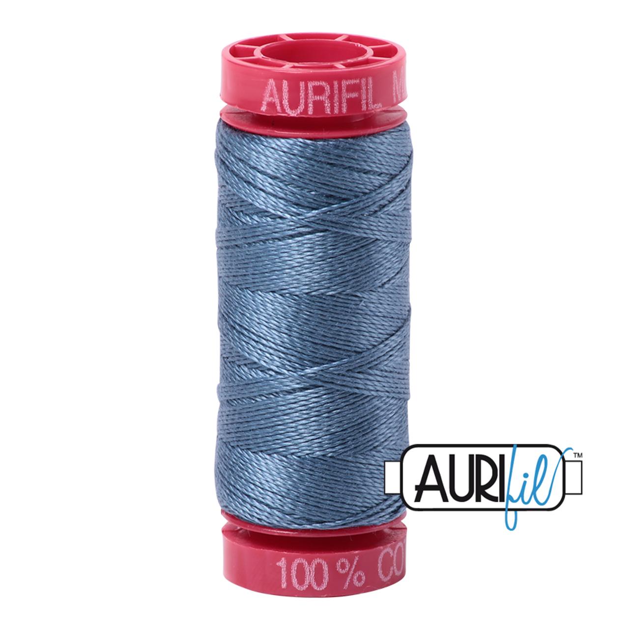 Mako Cotton 50wt - 1126 (Blue Grey)