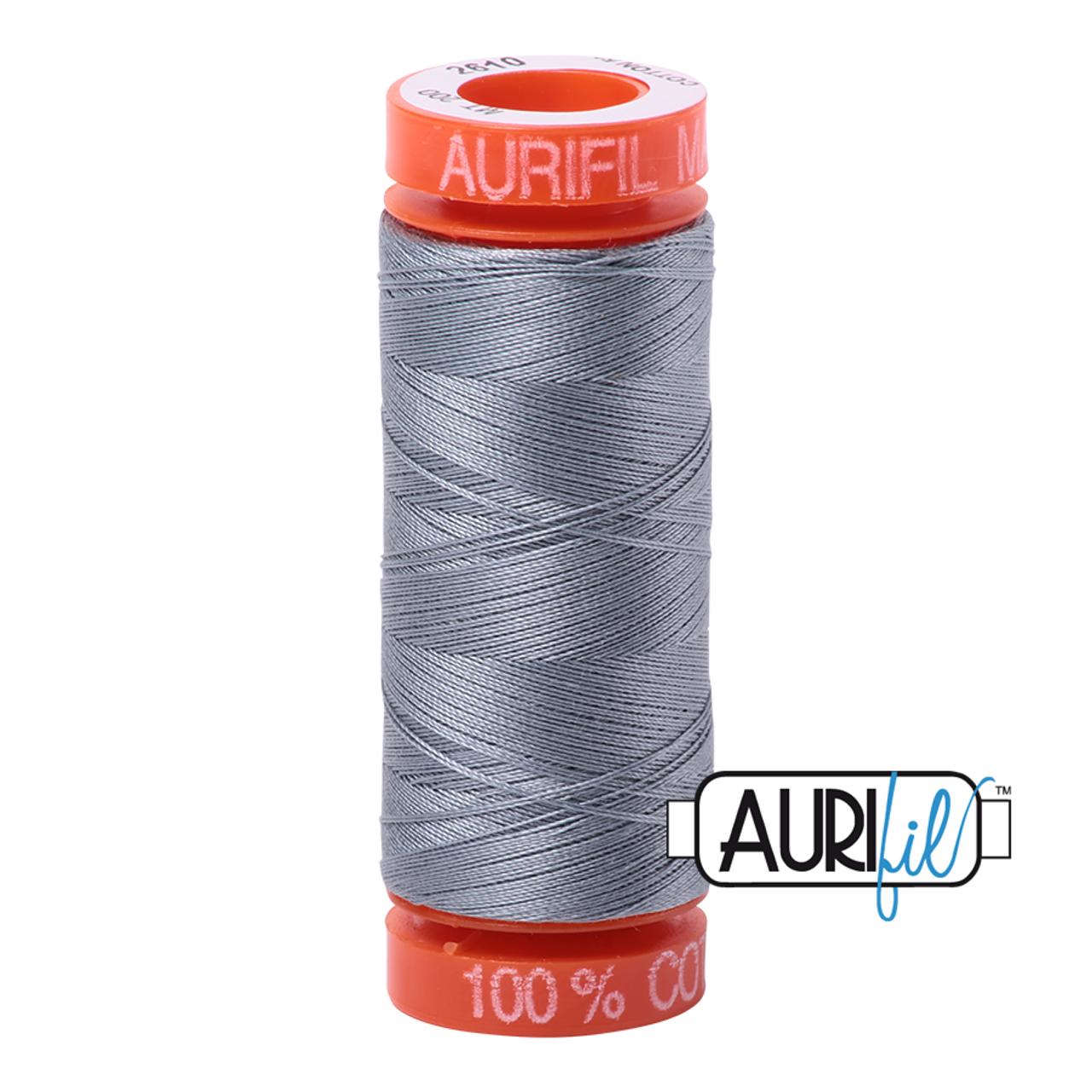 Mako Cotton 50wt - 2610 (Light Blue Grey)