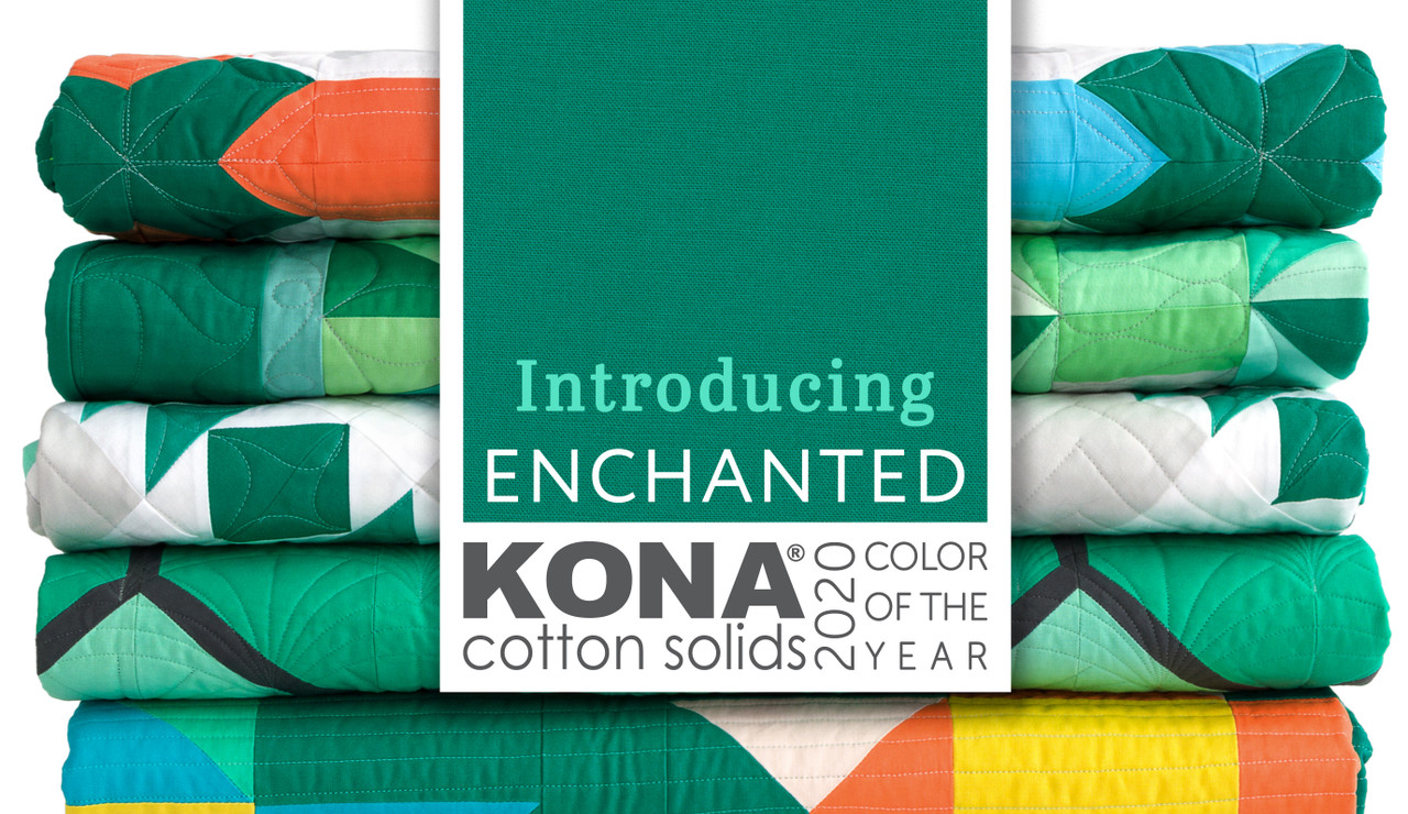 Kona - Enchanted (2020 Colour of the Year)