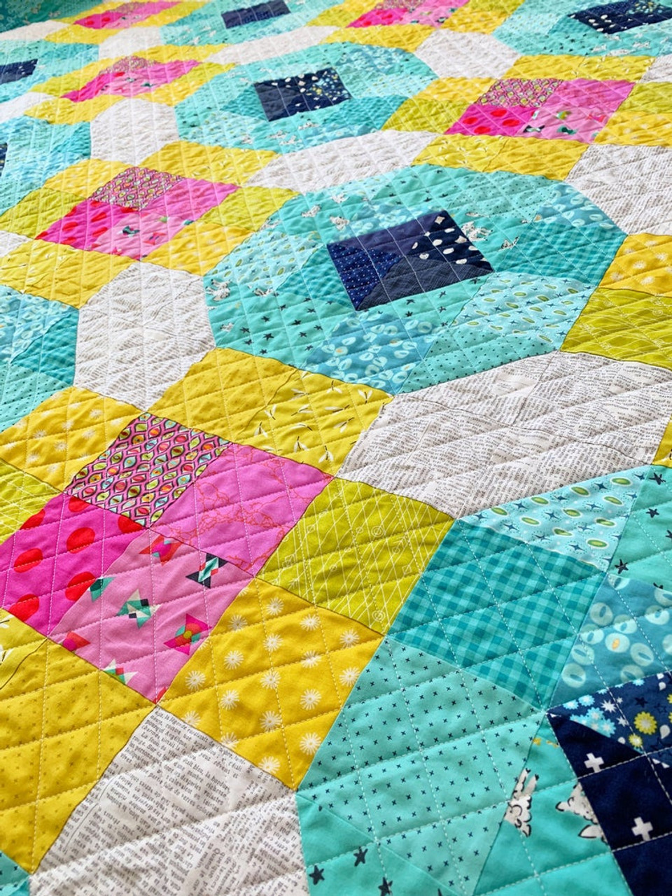 Wake Me Up Quilt