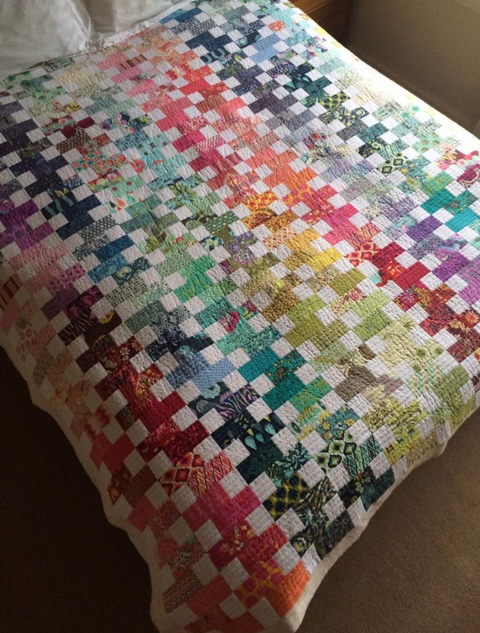 Zip It Quilt Pattern (Creator Card)