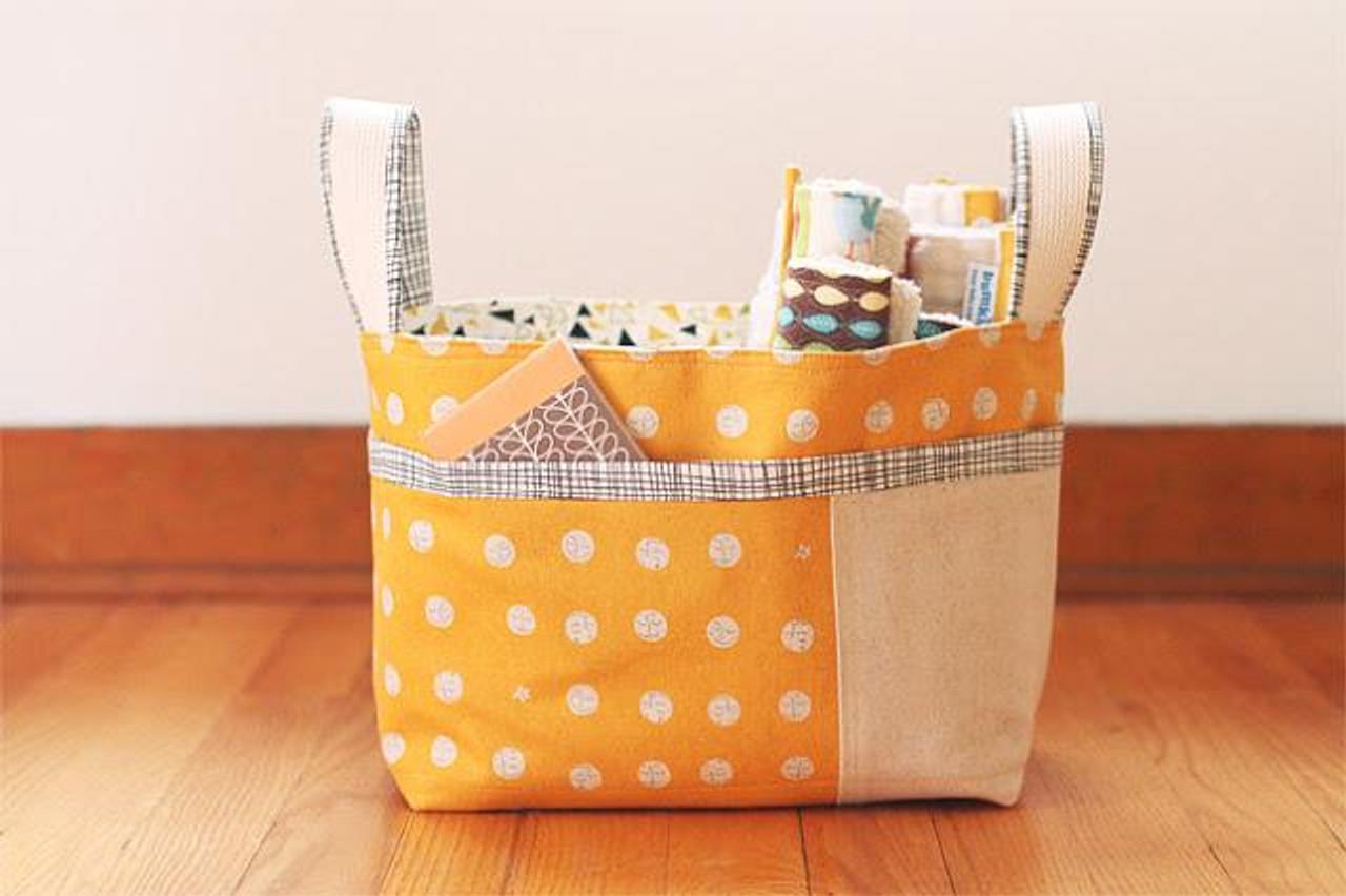 Divided Basket Pattern