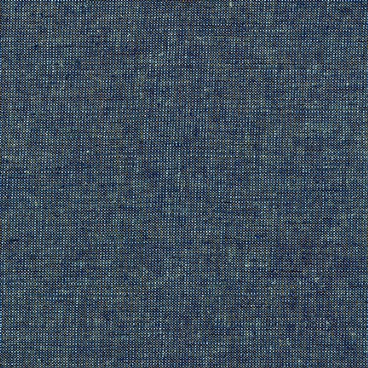 Essex Yarn Dyed Metallic - Ocean