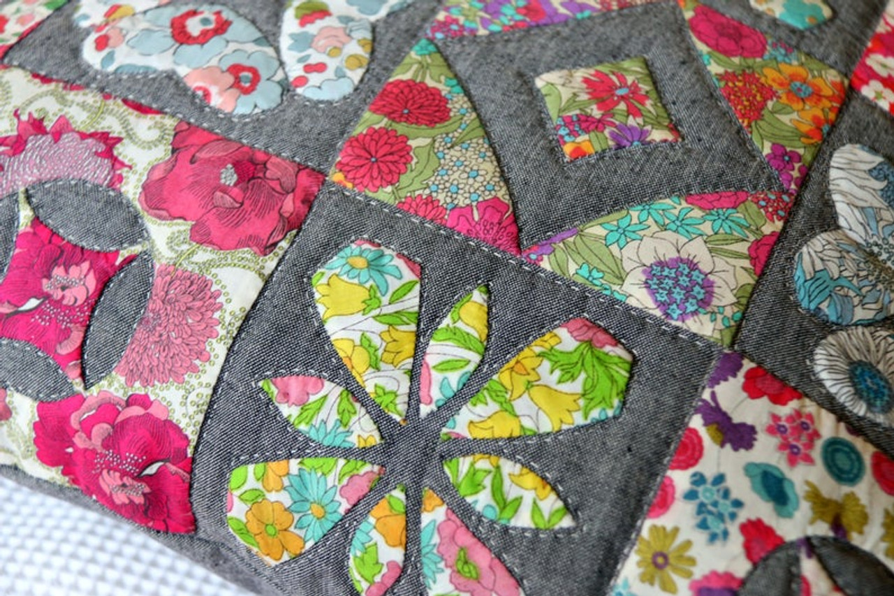 Lovely Liberty Cushion Pattern
