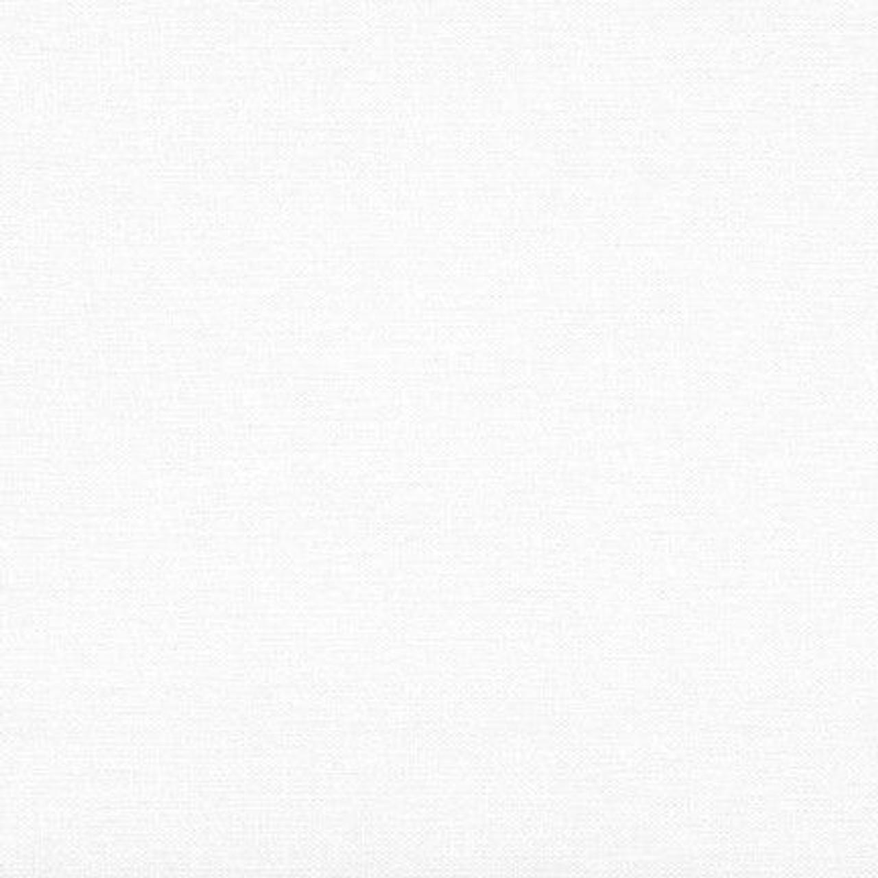 Essex Canvas Yarn Dyed - White