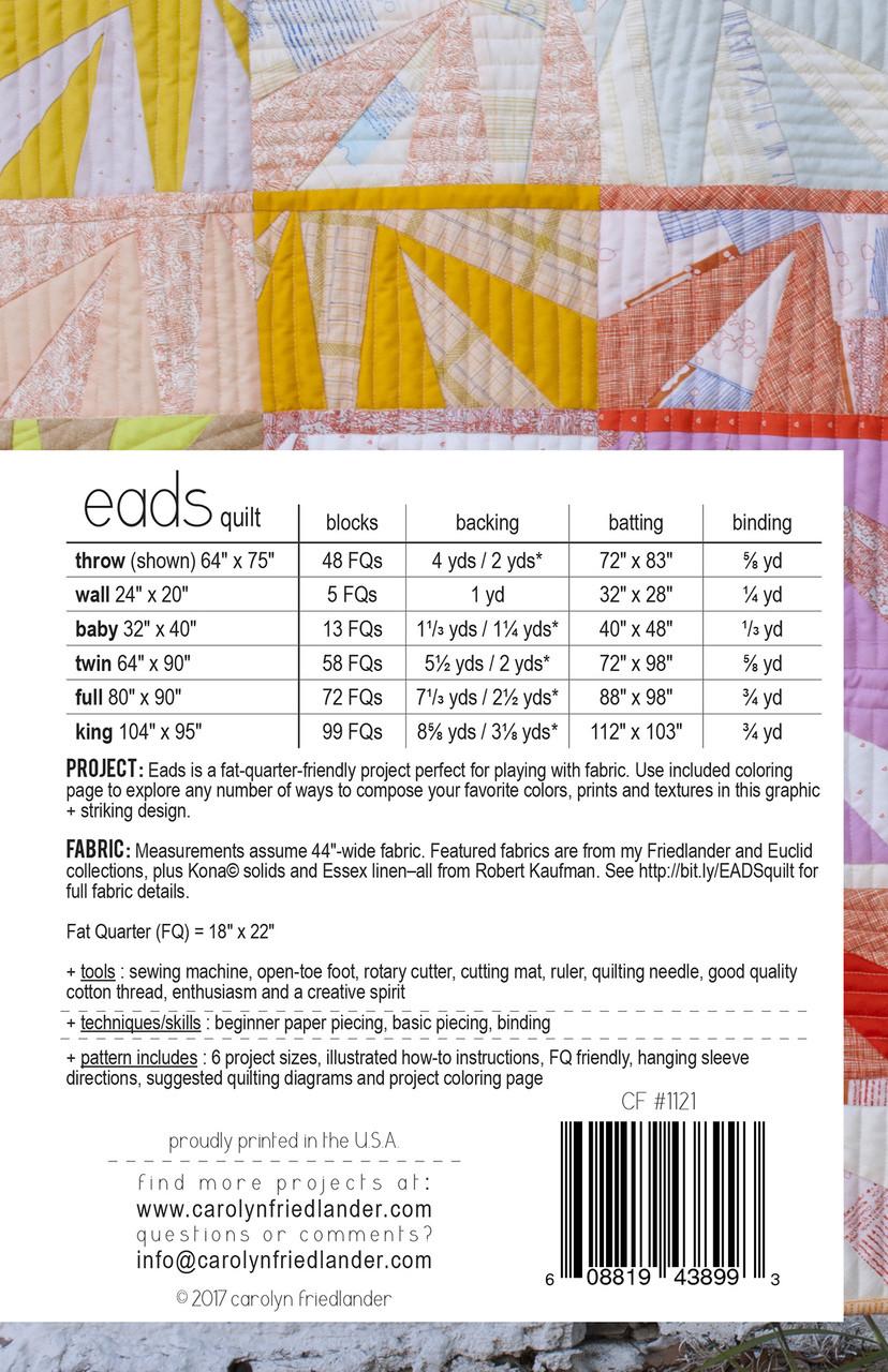 Eads Pattern