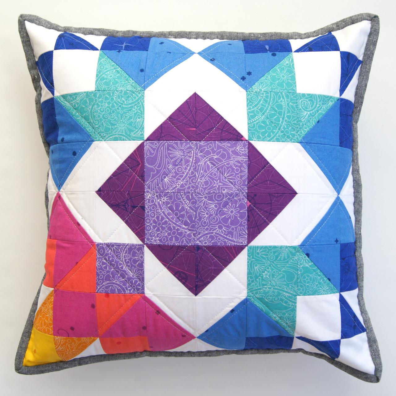 Aurora Quilt Pattern & Kit