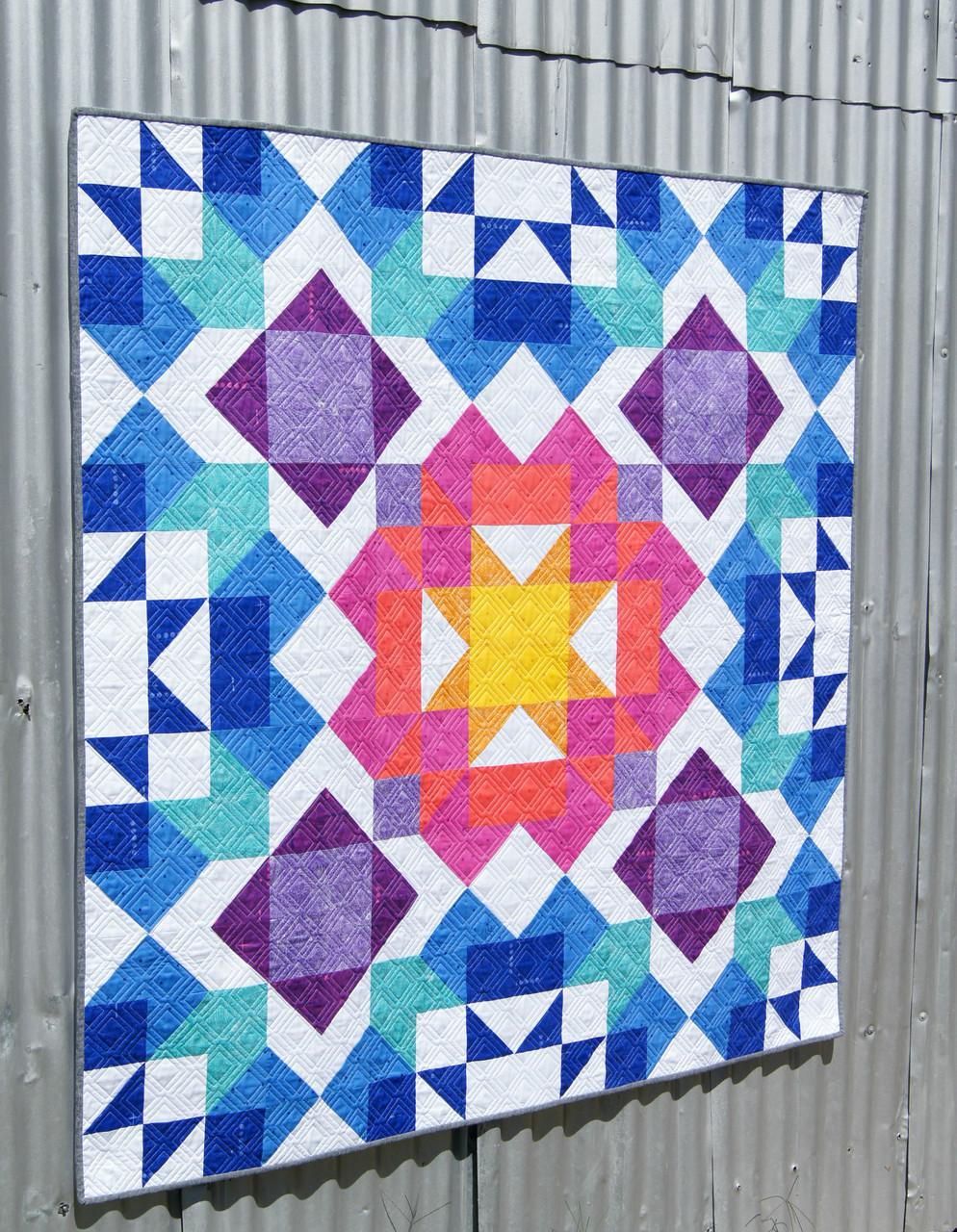 Aurora Quilt Pattern