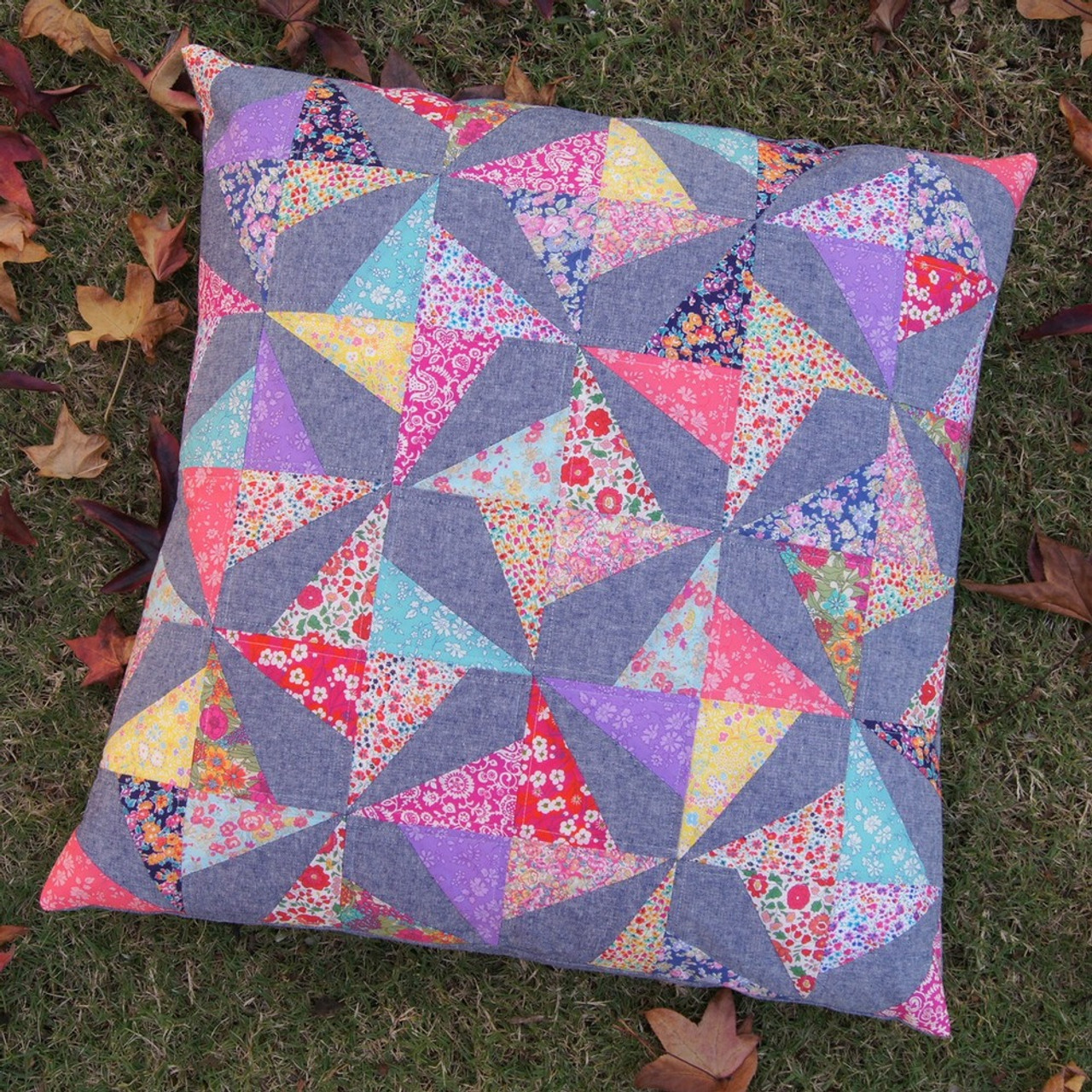 Confetti Cushion Pattern
