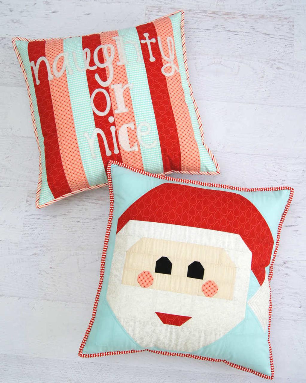 Here Comes Santa Pattern