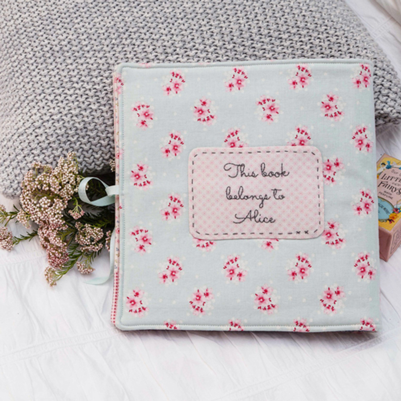 Baby Storybook Pattern