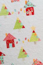 Tinseltown Quilt Pattern