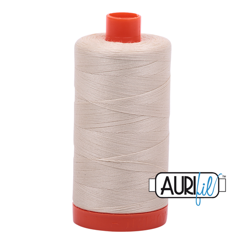 Mako Cotton 50wt - 2310 (Light Beige)