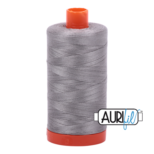 Mako Cotton 50wt - 2620 (Stainless Steel)