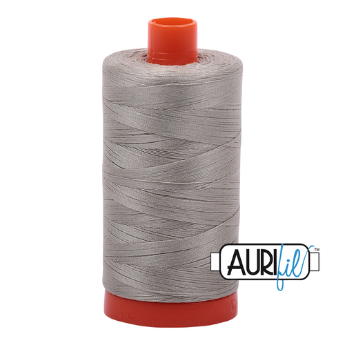 Mako Cotton 50wt - 5021 (Light Grey)