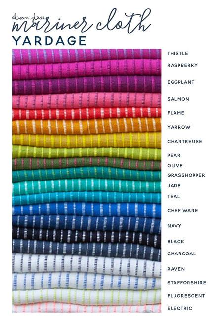 Mariner Cloth - Flame