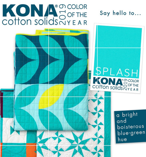 Kona - Splash (2019 Colour of the Year)