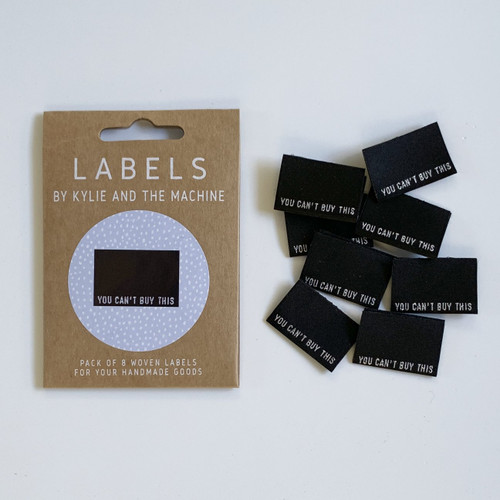 Woven Label - You Can't Buy This
