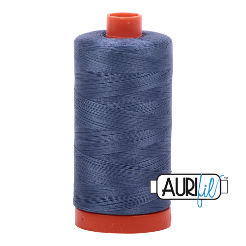Mako Cotton 50wt - 1248 (Dark Grey Blue)