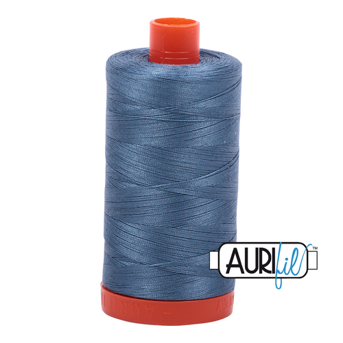Mako Cotton 50wt - 1126 (Blue Grey)