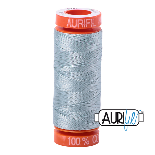 Mako Cotton 50wt - 2847 (Bright Grey Blue)