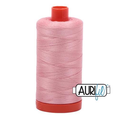 Mako Cotton 50wt - 2437 (Light Peony)