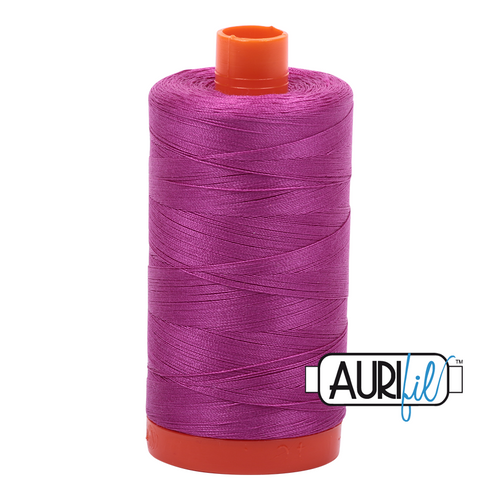 Mako Cotton 50wt - 2535 (Magenta)
