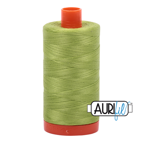 Mako Cotton 50wt - 1231 (Spring Green)