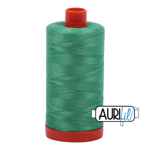 Mako Cotton 50wt - 2860 (Light Emerald)