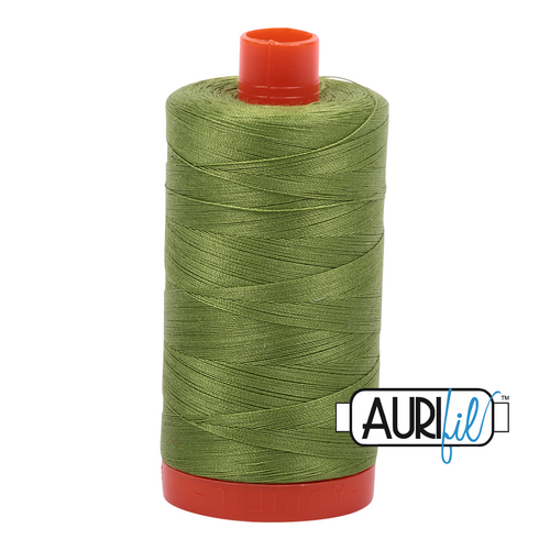 Mako Cotton 50wt - 2888 (Fern Green)