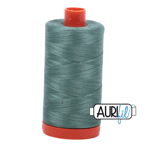 Mako Cotton 50wt - 2850 (Medium Juniper)