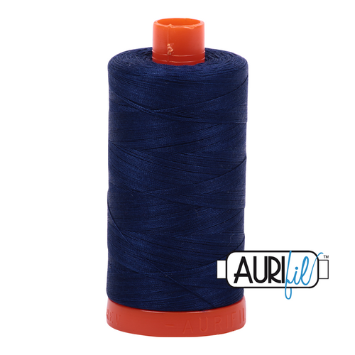 Mako Cotton 50wt - 2784 (Dark Navy)