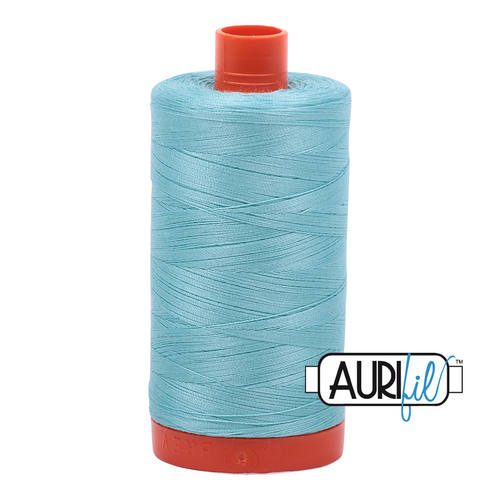 Mako Cotton 50wt - 5006 (Light Turquoise)